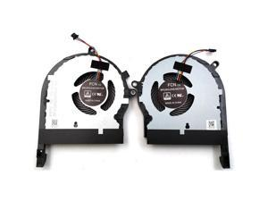 New For ASUS TUF Gaming FX504 FX504GD FX504GD-AH51 FX504GD-ES51 FX504GD-NH51 FX504GD-RS51 Laptop CPU & GPU Cooling Fan One Pair