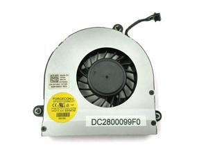 New Laptop Fan For Dell Alienware M17X R3 R4 R5 Series CPU Cooling Fan 0XVXVH DC28000CMF0 DC2800099F0