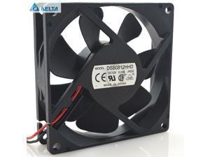 Delta DSB0812HHD 8CM 80MM 80*80*20MM 8020 12V 0.24A Server Inverter Cooling fan
