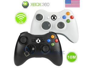 2.4GHz Wireless Game Controller Gamepad Joystick for Microsoft XBOX 360 & PC WIN 7 8 10(OEM)