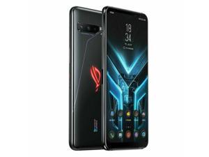 Tencent Versio-Game Phone ASUS ROG 3 Global Version 12G 128G Snapdragon 865Plus 6000mAh Battery NFC Android 10 144Hz 5G (GSM ONLY, NO CDMA) Factory Unlocked International Version (Strix Edition)