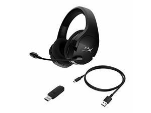 HyperX Cloud Stinger Core - Wireless Gaming Headset, for PC, 7.1 Surround Sound, Noise Cancelling Microphone, Lightweight