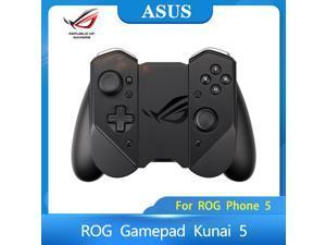 Original ASUS ROG 5 Kunai Bluetooth Handle Gamepad Controller Joystick For ROG Phone 5 ZS661KSCL (In Hand)
