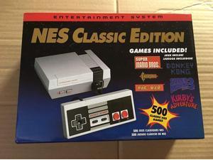 Classic Family Game Console Retro Game NES Games Classic Edition Mini Game Console 500 Video Games