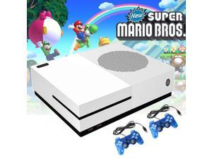 New HDMI Video Game Console 4GB Built-in 600 Classic Games of Nintendo/SNES/SMD/GBA