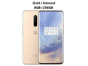 Oneplus 7 Pro 256GB, 8GB, Dual Sim, 6.67 inch 3120x1440P, 48MP Main Lens Triple Camera, Octa Core 2.84GHz.Android 9.0 Snapdragon 855 4000mAh NFC Original Global Version Factory Unlocked