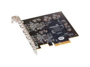 Allegro USB-C 4-port PCIe Card Thunderbolt compatible