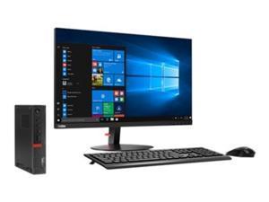 Lenovo ThinkCentre M920q - tiny - Core i7 8700T 2.4 GHz - 16 GB - 512 GB - Canadian French