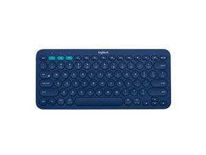Logitech K380 Bluetooth Wireless Keyboard Multi-Device Wireless Keyboard for Windows Mac Chrome OS Android iPhone iPad