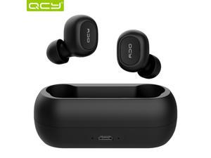 QCY T1C TWS Earphone Blutooth 5.0 Headphone 3D stereo Dual Mic Noise Cancelling Headset with charging box