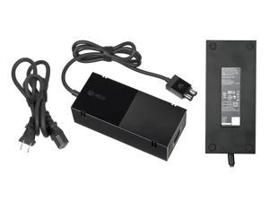 Microsoft Original Power Supply AC Adapter Replacement Cord Brick for Xbox One - Complete Accessory Kit with Wall AC Charger Cable Original Version