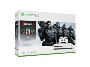 Microsoft Xbox One S - 1TB - Gears 5 White