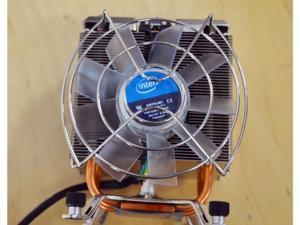 Genuine Intel Cooler for Core i5-10600K / i7-10700K / i9-10900K Heat Sink Tower Cooling Fan (SCREW-MOUNT-TYPE) LGA1200 up to 165W