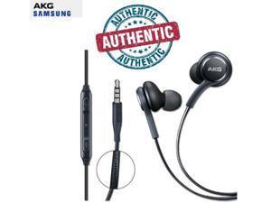 Original OEM Samsung EO-IG955 Earphones Tuned by AKG Black, Gray - New