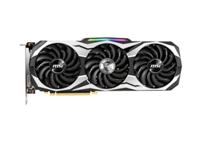 MSI GeForce RTX 2080 Ti 11G DUKE Dark Dragon 1665MHz Cooler Computer Game Gaming Video Card