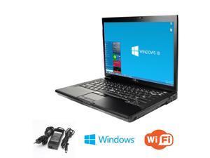 Dell Latitude Laptop Core 2 Duo Computer Intel WIFI Windows 10 Pro DVD CDRW 4GB