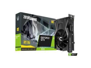 ZOTAC NVIDIA GeForce GTX 1650 OC 4G GDDR5 HDMI/ DisplayPort/ DVI-D PCI-Express