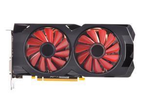XFX Radeon RX 570 4GB OC+ 1284 MHz RS XXX Edition DirectX 12 RX-570P427D6