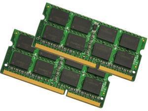 4GB Kit 2x 2GB DDR3 1333 MHz PC3-10600 Sodimm Laptop RAM Memory Low Density