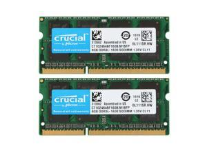 16GB 2X8GB Apple Mac mini 2012 Memory Upgrade Macmini6,1 Macmini6,2 by Crucial RAM