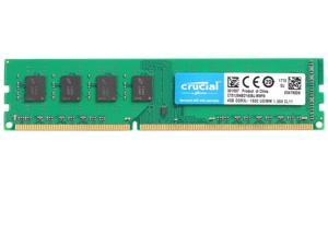 8GB RAM  240-Pin DDR3 2RX8 SDRAM CL11 DDR3L DIMM  1600 (PC3L 12800) 1.35V Desktop Memory Model CT102464BD160B  Compatible With  8GB DDR3 PC3-12800 1600MHz 240-pin UDIMM Desktop Memory by Crucial RAM