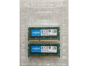 16GB Kit (2 x 8GB) DDR3-1866 SODIMM Memory for HP EliteOne 800 G1 All-In-One By Crucial RAM CT8G3S186DM