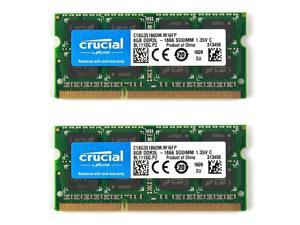 16GB Kit (2 x 8GB) DDR3-1866 SODIMM Memory for HP 22-3102nk TouchSmart All-in-One By Micron Memory CT8G3S186DM Crucial RAM