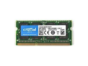 8GB DDR3L-1866 SODIMM Memory for HP 24-g237c All-in-One By Micron Memory CT8G3S186DM Crucial RAM