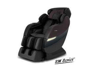 Premium SL-track Kahuna Massage Chair SM-7300S Dark Brown