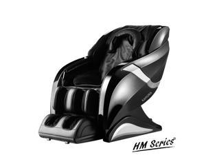 3D Kahuna Exquisite Rhythmic Massage Chair Hubot HM-078 Black
