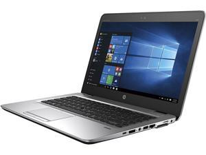 "HP Grade A Laptop EliteBook 840 G3 Intel Core i5 6th Gen 6300U (2.50 GHz) 16 GB Memory 256 GB SSD Intel HD Graphics 520 14.0"" Windows 10 Pro 64-bit Multi-language"