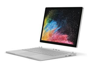 "Microsoft Surface Book CR7 00001 Intel Core i7 6th Gen 6600U (2.60 GHz) 16 GB Memory 512 GB SSD NVIDIA GeForce graphics 13.5"" Touchscreen 3000 x 2000 2-in-1 Laptop Windows 10 Pro 64-Bit *Grade A+*"