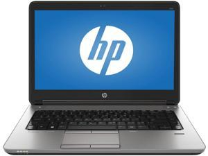 "HP ProBook 640 G1 Laptop: Intel Core i5-4200M 2.50GHz, 8GB RAM, 500 GB, 14"", Win 10 Home * Grade A *"