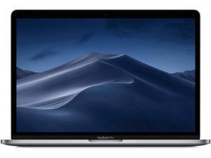 "Apple MR9R2LL/A 13.4"" MacBook Pro Laptop (Retina, Touch Bar, 2.3GHz Quad-Core Intel Core i5, 8GB RAM, 512GB SSD Storage) Space Gray (2018 Model)"