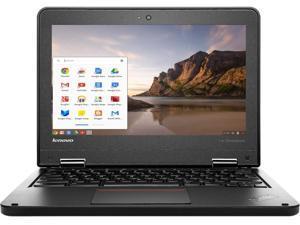 """Lenovo 11.6"""" Chromebook 11e 3rd Gen (20GF0001US), Celeron N3150 (1.60 GHz), 4 GB RAM, 16 eMMC Storage, Chrome OS * Grade B *"""
