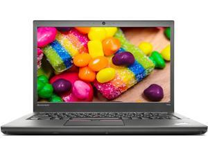 "Lenovo T450s 14"" Laptop, Core i7-5600U, 8GB DDR3, 256 GB SSD, Windows 10 Professional * Grade B *"