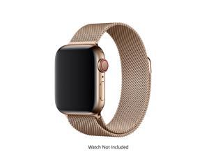 Apple 40mm Gold Stainless Steel Milanese Loop for Apple Watch - MTU42AM/A