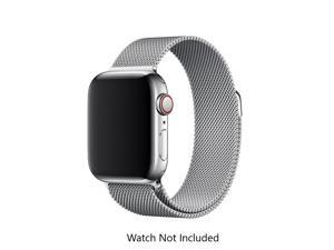 Apple 44mm Silver Stainless Steel Milanese Loop for Apple Watch - MTU62AM/A