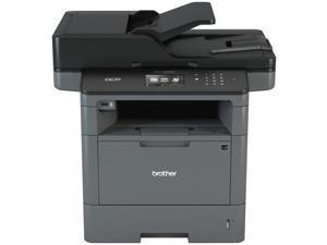 Brother Monochrome Laser Printer, Multifunction Printer and Copier, DCP-L5650DN, Flexible Network Connectivity, Duplex Print & Copy & Scan, Mobile Device Printing, Amazon Dash Replenishment Ready