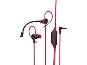 Lenovo HS10 7.1 Surround Sound Gaming Headset-Red