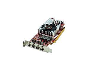 VisionTek Radeon RX 560 4GB GDDR5 4M 4K Graphics Card, 4 Mini DisplayPort, 7.1 Surround Sound, PCI Express, Low-Profile GPU, ATX & SFF (901278)
