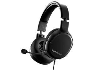 SteelSeries Arctis 1 - All-Platform Compatibility - for PC, PS4, Xbox, Nintendo Switch, Mobile - Detachable ClearCast Microphone (PS4////)