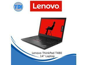 Lenovo ThinkPad T480 - Intel Core i5-8250U, 16GB, 512GB