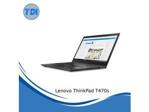 Lenovo ThinkPad T470s - Intel Core i7-7600U, 8GB, 512GB SSD, 1920x1080
