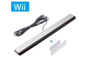 Remote Motion Sensor Bar Infrared Ray Inductor for  Wii / Wii U