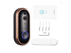 2-Way Door Bell WiFi Wireless Video 1080P HD Doorbell Smart Security Camera