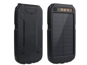 2000000mAh Dual USB Waterproof Solar Charger Solar Power Bank 2020