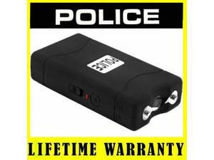 colloshow 800 50 BV Mini LED Stun  Rechargeable + Taser Case Black