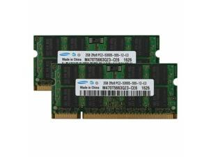 8GB 2x4GB For Hynix 800MHz SODIMM DDR2 6400 Laptop Memory CL9 1.8V RAM 200Pin DL
