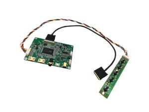 N156HHE N156HCE LCD Panel Controller Driver Board 1080P 120Hz